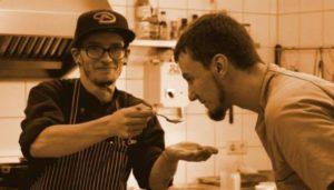 Green Chefs Partner Ronald Otto, Erdbeerschänke
