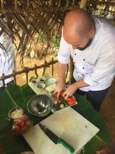 Holger Joost UGA Escapes Green Chefs Partner