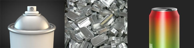 Nice to Not Have: Aluminium (Fotos: Pixabay)