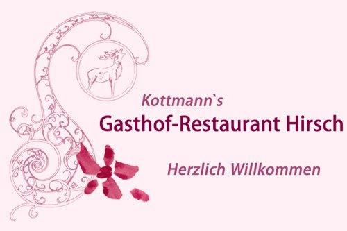 Andreas Kottmann Gasthof Hirsch