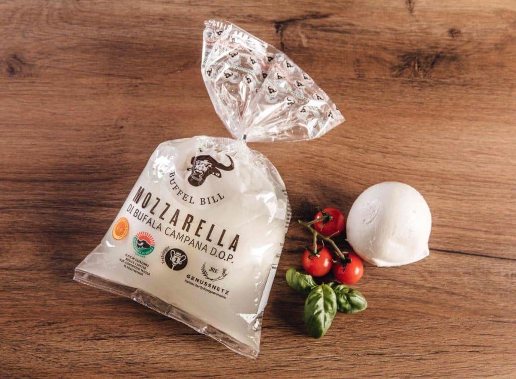 Büffel-Bill Mozzarella