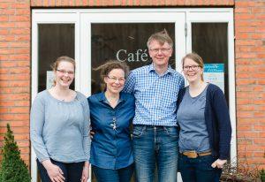 Das Team von Janbecks Fairhaus - Green Chefs Partner - Anika Raub Fotografie