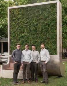 Die Erfinder des City Tree - Green City Solutions