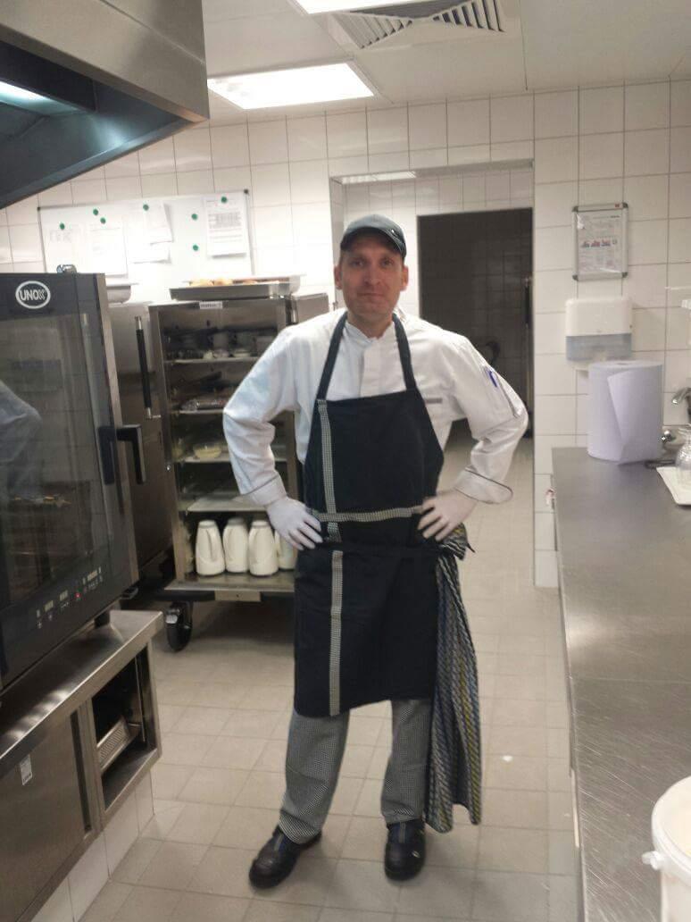 Dirk Riede - GREEN CHEFS Partner