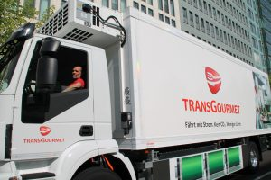 Elektro-Laster - klimabewusste Großtransporte sind möglich - Foto HUSS Medien