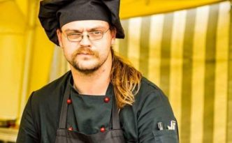 Green Chefs Partner Vinzenz Kert