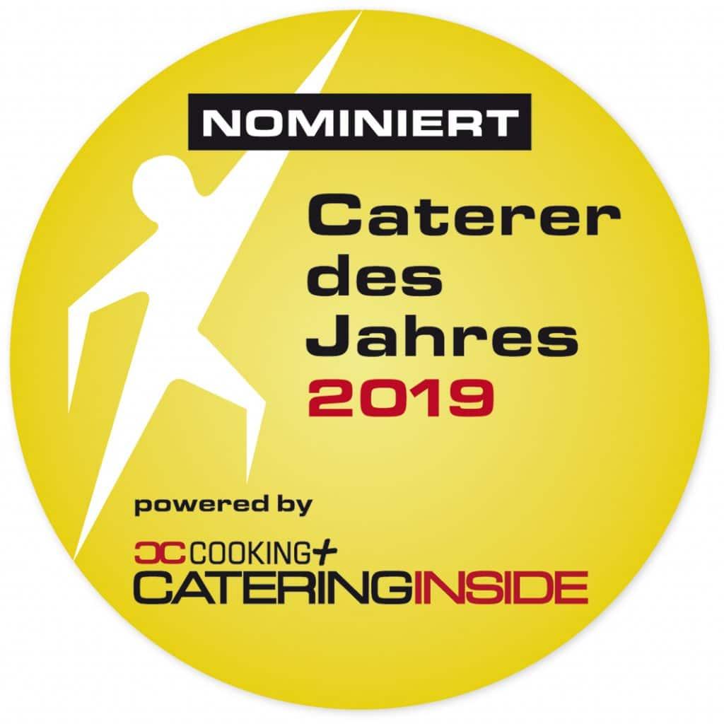 Floris Catering erhält Nominierung zum Caterer des Jahres