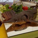 Ganzer Stör geräuchert - Fischzucht Reese