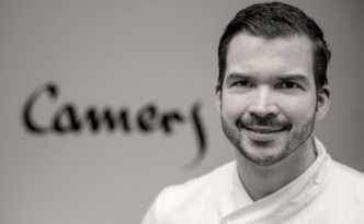 Green Chefs Partner Florian Vogel, Camers Schlossrestaurant