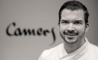 Green Chefs Partner Florian Vogel, Camers Schlossrestaurant