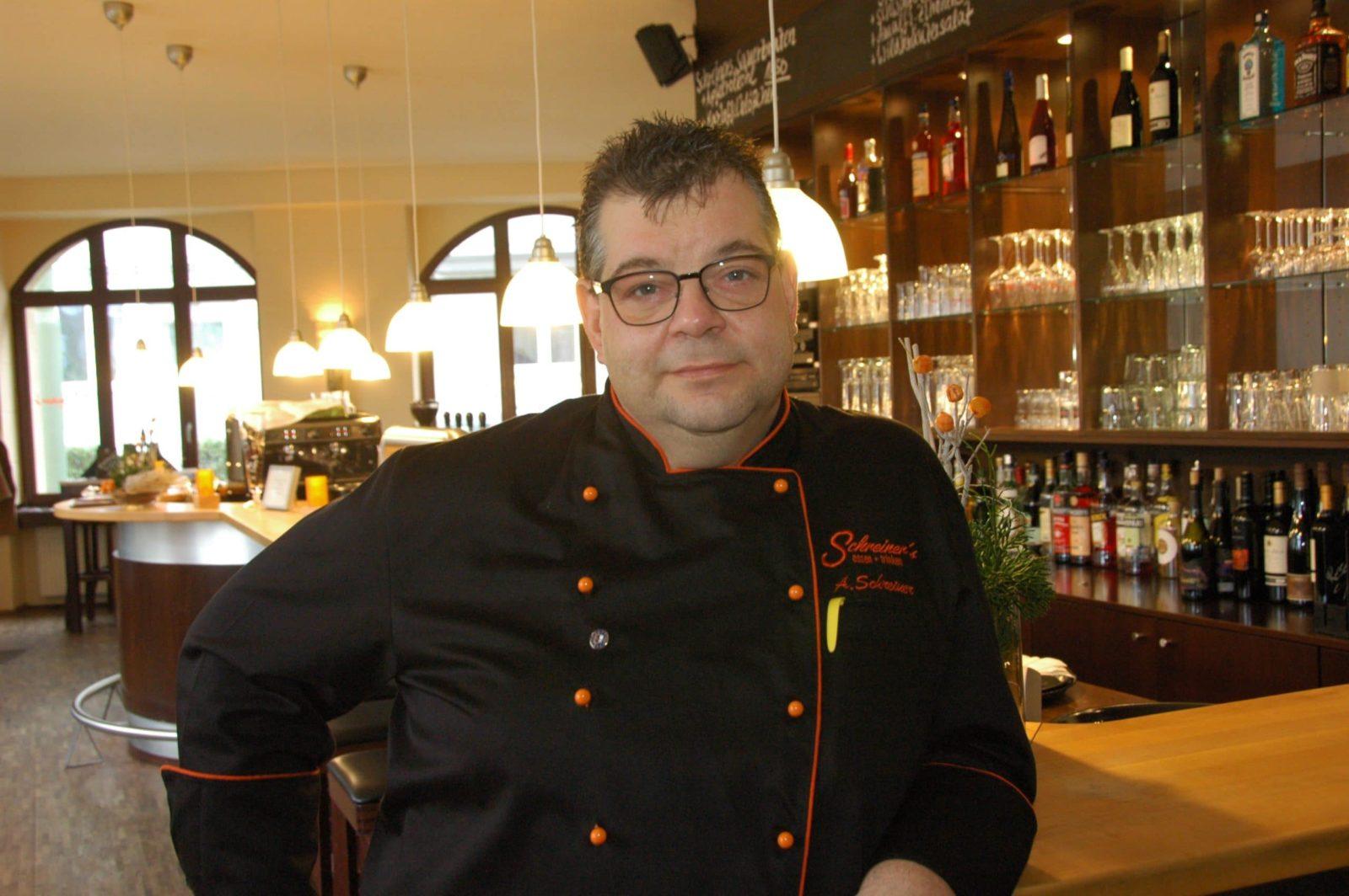 Green Chefs Partner Andreas Schreiner
