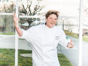 Jessica Thiehatten - Zum Wartstein - Green Chefs Partner