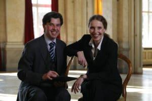 GREEN CHEFS Partner Kerstin und Floris Vlasman, FLORIS Catering