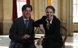 GREEN CHEFS Partner Kerstin und Floris Vlasman, Greencatering von FLORIS