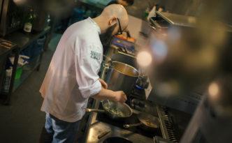 GREEN CHEFS Partner Malte Cuhlmann vom Restaurant Das Seepferdchen am Hafen