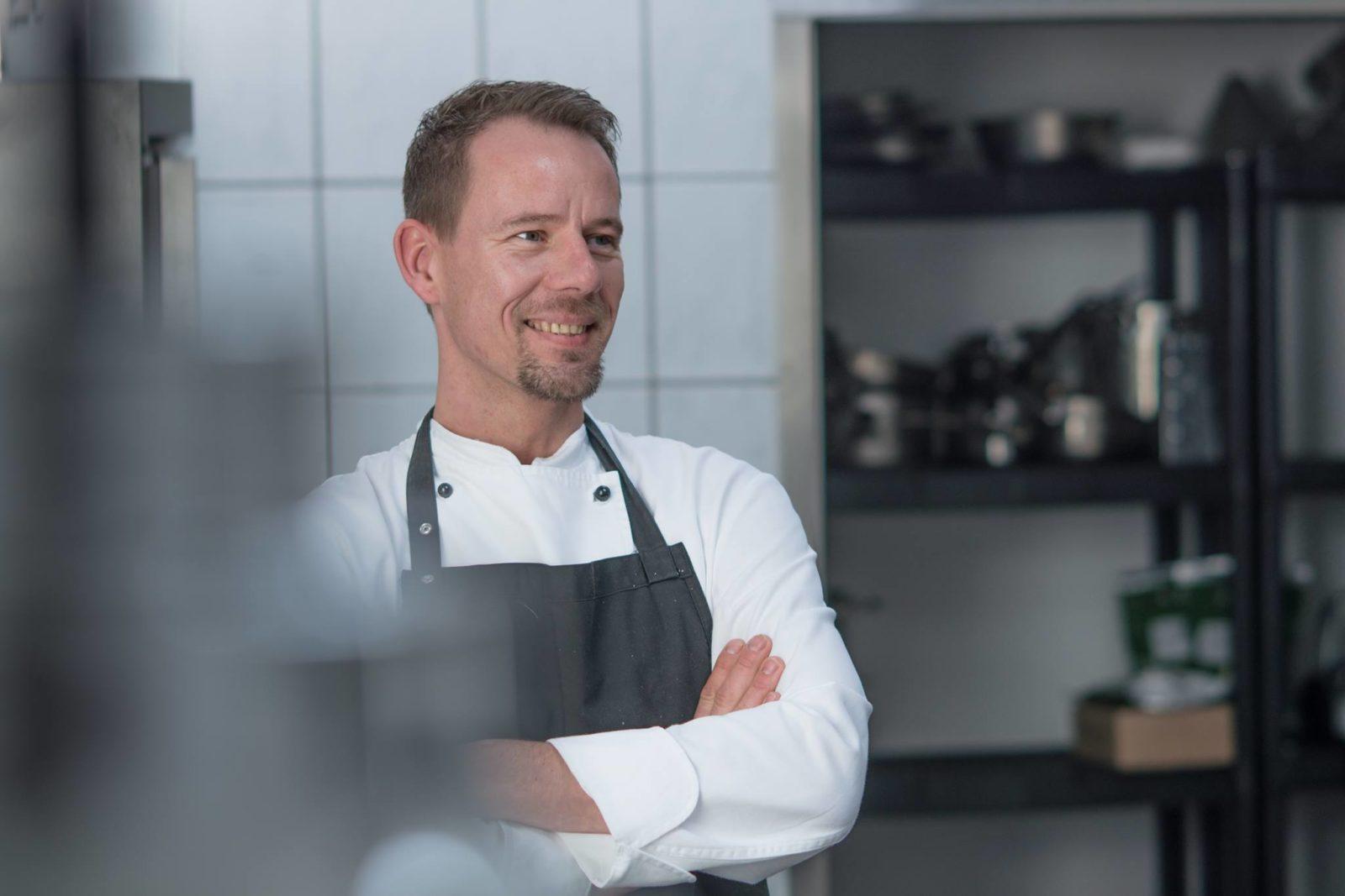 GREEN CHEFS Partner Marco Grenningloh