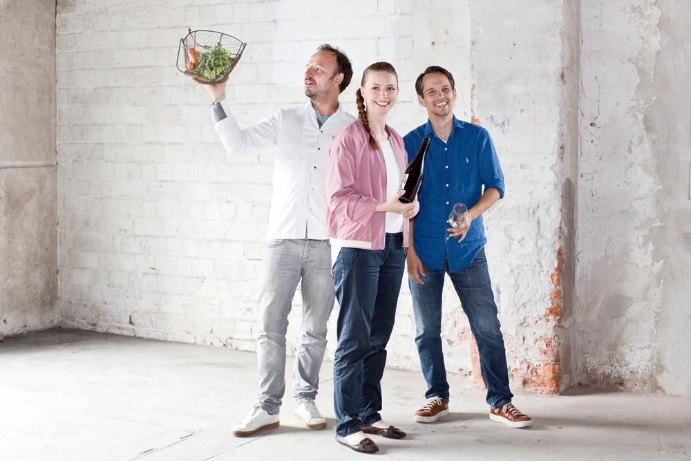 Gastronomen trauen sich ein neues Regionalkonzept - Foto Hobenköök_Sophie Mahnert