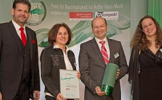 Grünes Band für die Green Chefs - Holt euch den Nachhaltigkeitspreis