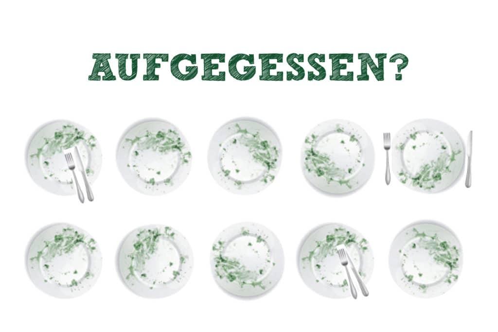 Green Chefs - Belohnung für leere Teller am Buffet - Bonuskarte