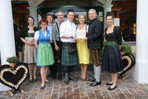 Retter Hotel Bio Restaurant jetzt Green Chefs Partner