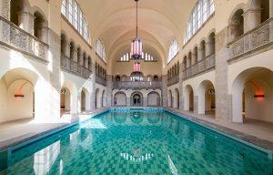 Köche kapern Schwimmbad und Museum zur eat! berlin