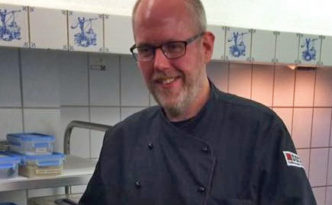 GREEN CHEFS Partner Guido Trostmann, Eventcatering Essen