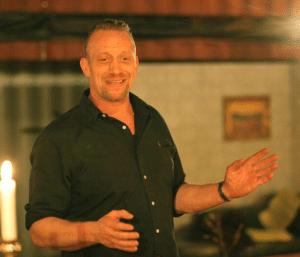 Green Chefs Partner Mirko Sachs Kontortafel
