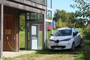 Janbecks-Fairhaus-Elektorauto