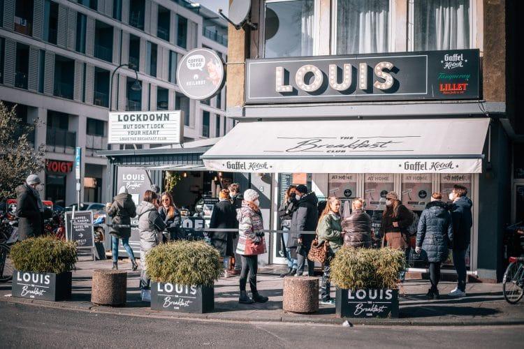 LOUIS The Breakfast Club