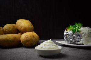 Märker Fine Food Ofenkartoffel