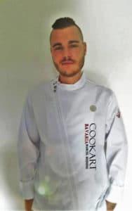 GREEN CHEFS Partner Marcel Meining, Küchenchef Weinstall Castell