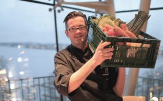 Matthias Cantauw - Heritage im Le Mériedien - Green Chefs Partner
