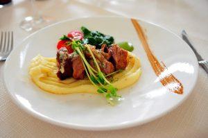Nachhaltige Küche in der GV