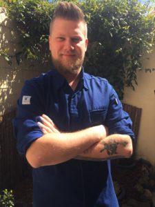 GREEN CHEFS Partner Martin Jahn von Noki Nordic Kitchen