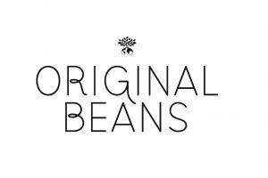 Original Beans Logo - Green Chefs Supporter