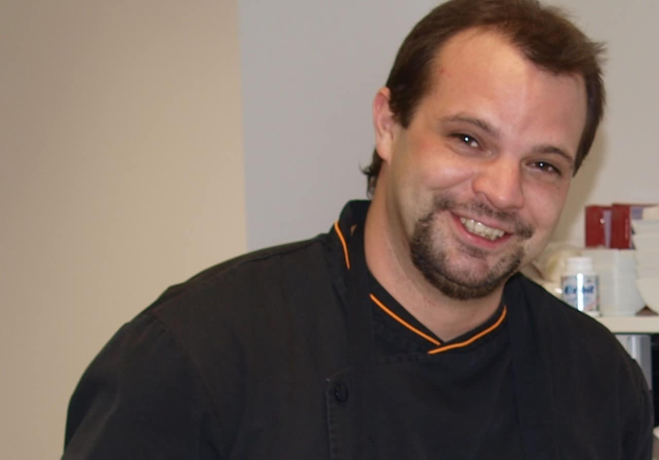 Green Chefs Partner Thomas Kollmer mit Toms Catering
