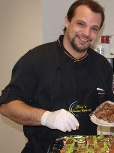 GREEN CHEFS Partner Thomas Kollmer von Toms Catering