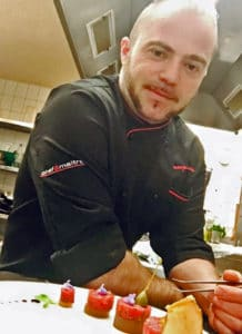 GREEN CHEFS Partner Musa Vincenzo, Hotel Linde