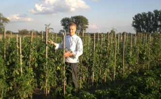 Green Chefs Partner Daniel Reuner, Hotel Reuner