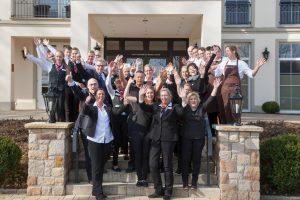 Parkhotel Surenburg glänzt mit überragendem Engagement
