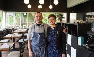 Restaurant Erasmus - Green Chefs Partner - Foto von Foodhunter