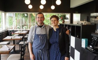 Restaurant Erasmus - Green Chefs Partner - Foto von Foodhunter