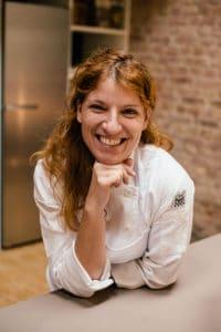 GREEN CHEFS Partnerin Steffi Metz