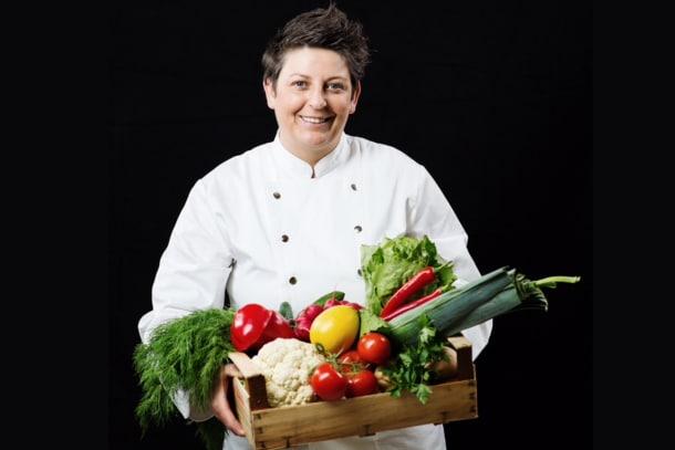 Green Chefs Partnerin Tamara Lerchner