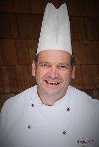 Küchenchef Thomas Ritzer