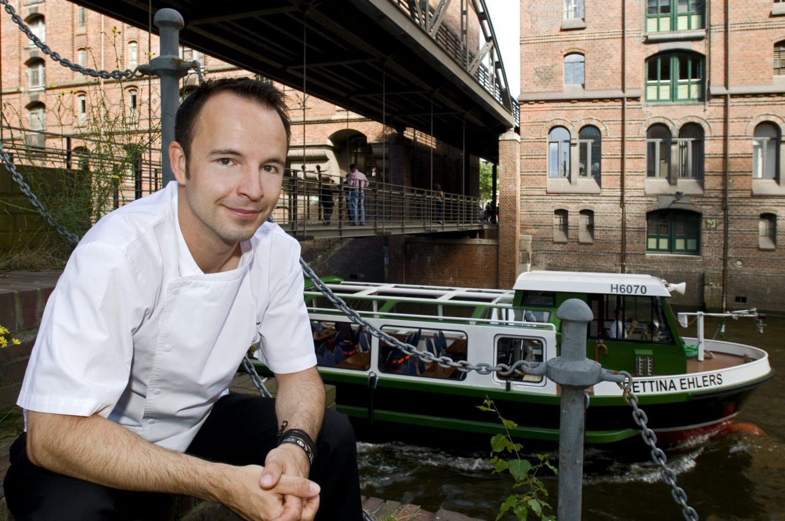 Green Chef Thomas Sampl, VLET
