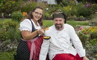 Walserstuba - Bettina und Jeremias Riezler - Fotokredit GRÖ Werner Krug