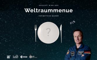 Weltraum-Menü