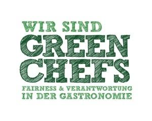 Wir sind Green Chefs Logo