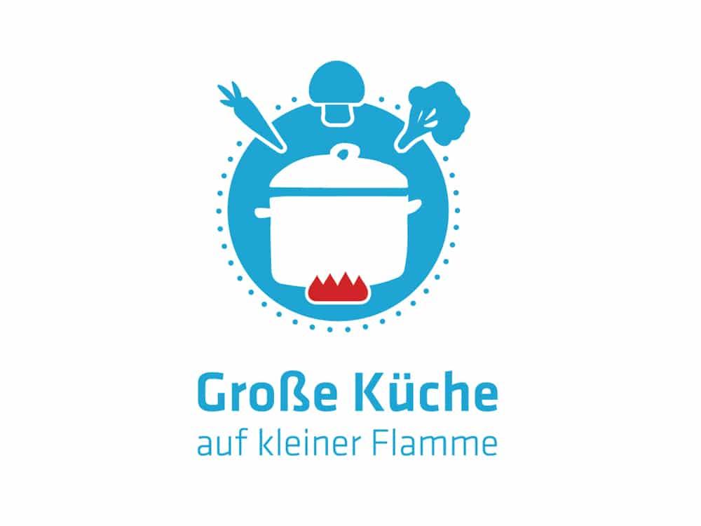 Große Küche auf kleiner Flamme - Projekt für klimabewusste Großküchen